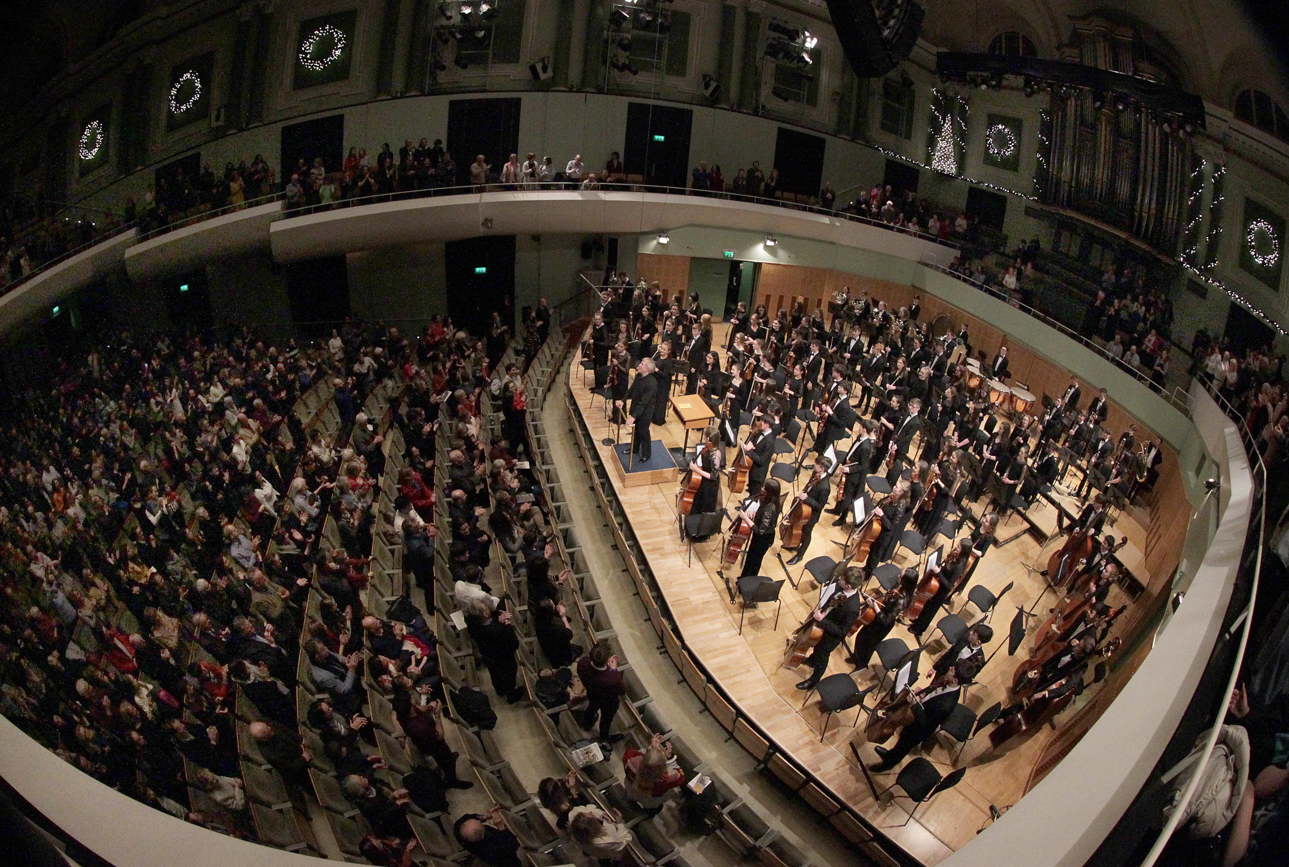 The 25th Festival of Youth Orchestras