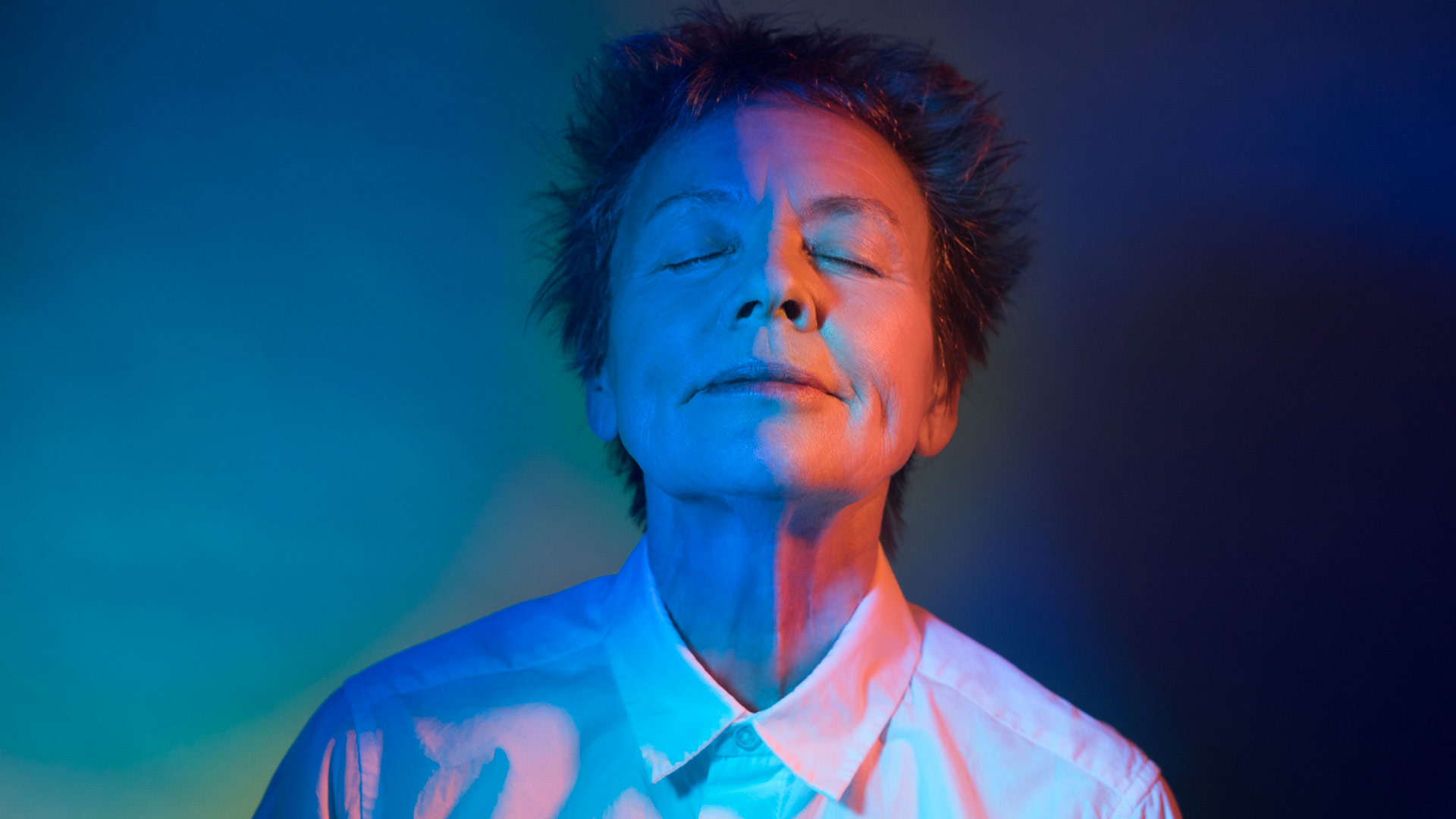 Laurie Anderson: Here Comes the Ocean