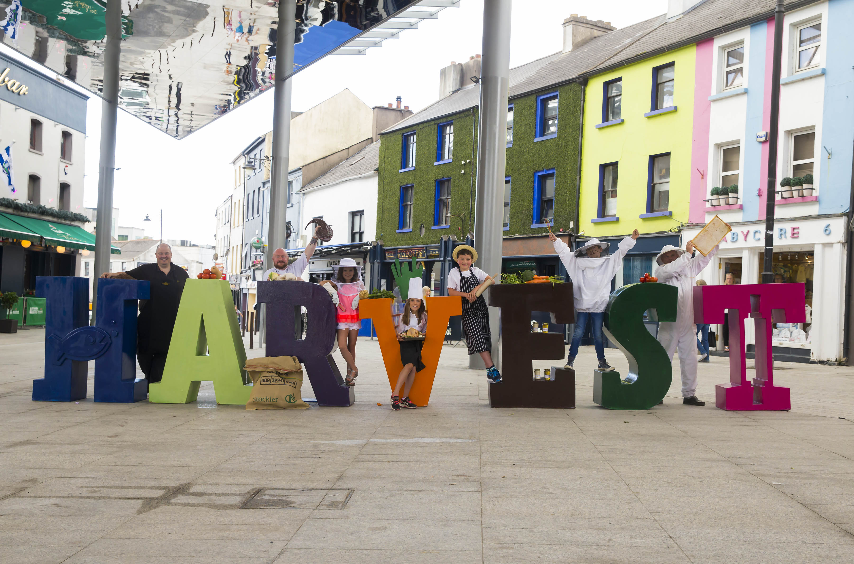 It's time for the Waterford Harvest Festival