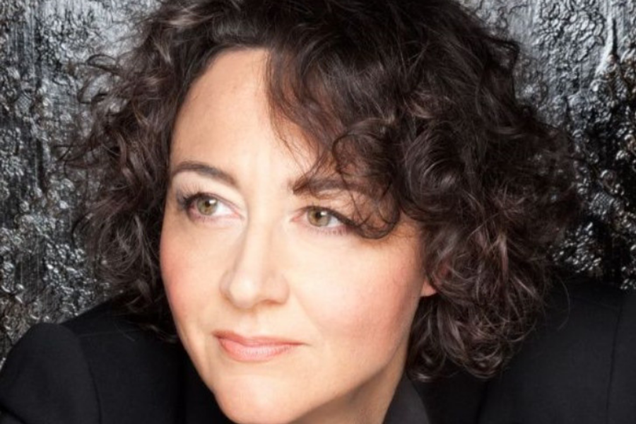 Nathalie Stutzmann who performs in St. Canice's Cathedral on Thursday August 15.