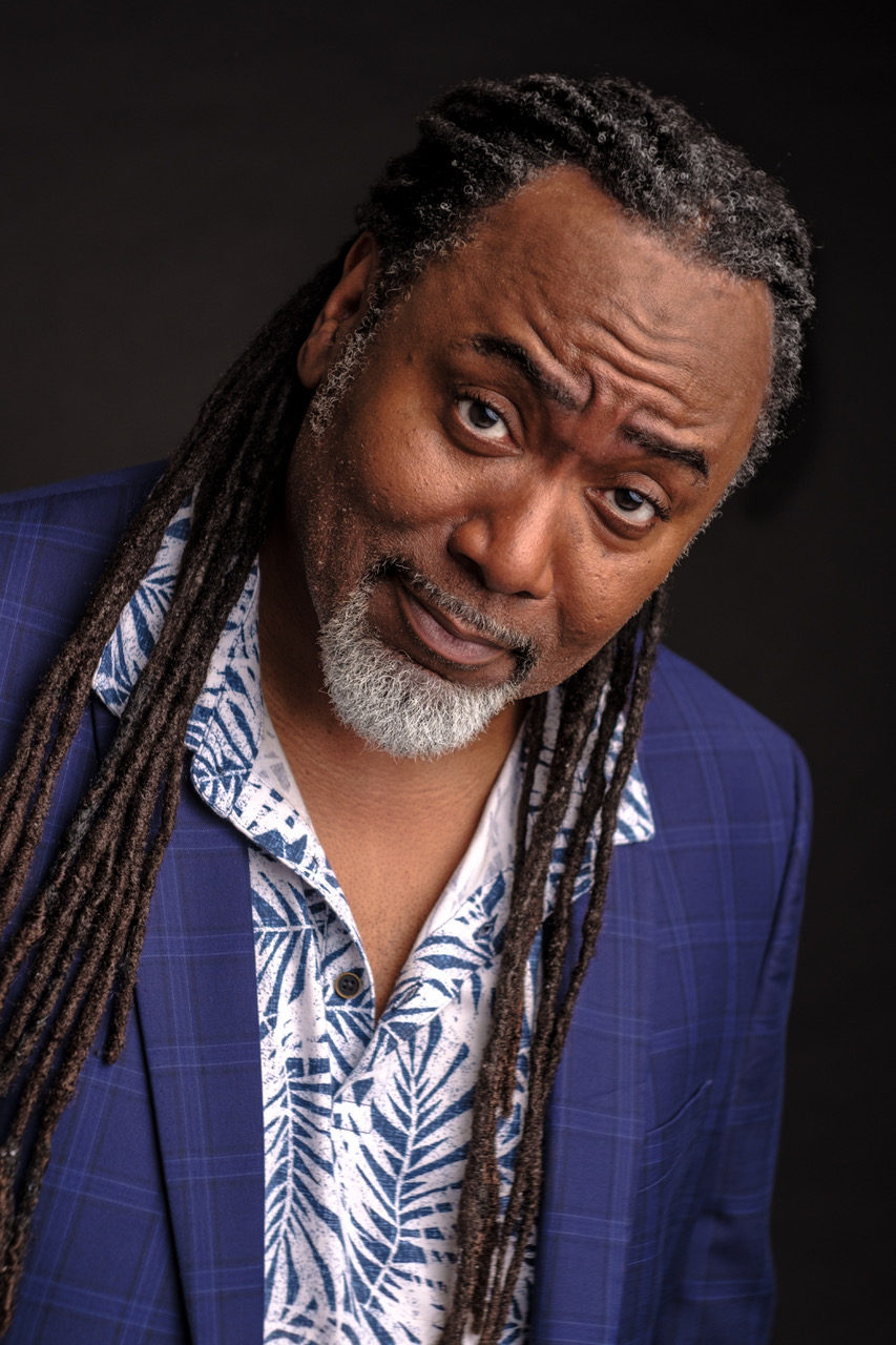 Reginald D Hunter performs his new show