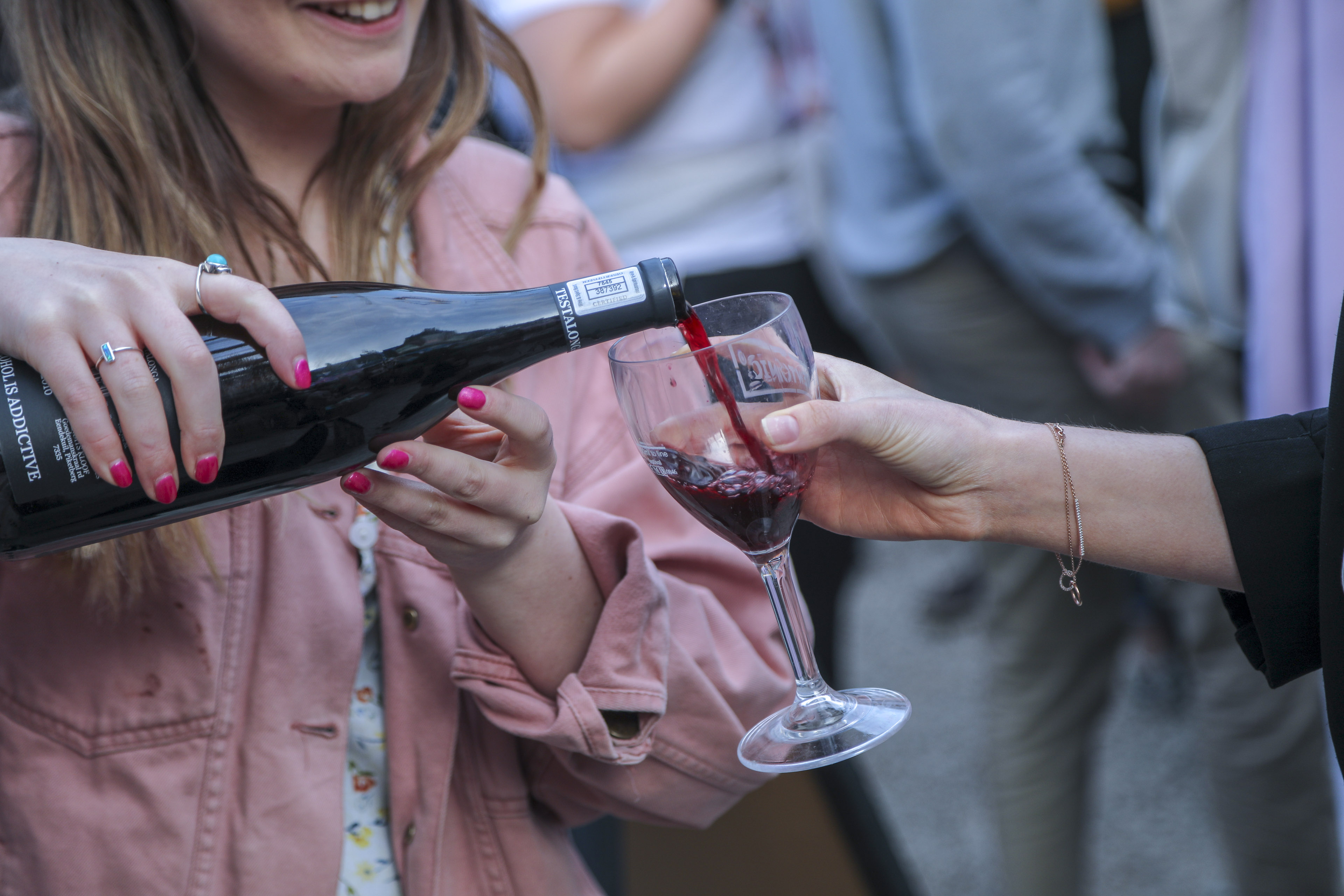 The Wine & Cheese Festival