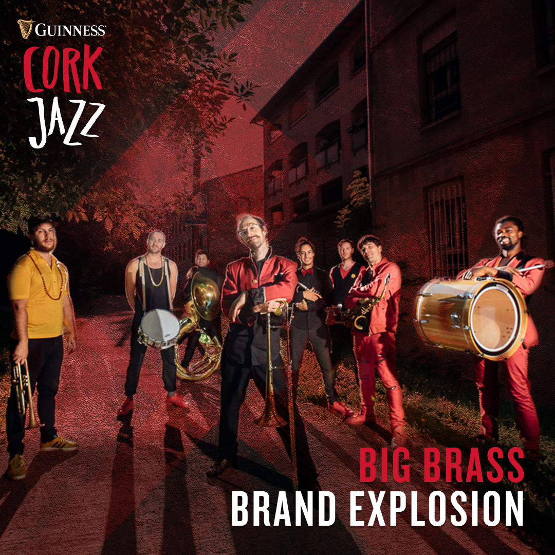 Cork City will come alive to the varied sounds of jazz across the bank holiday weekend from October 24 - 28th, opening on Friday night with a Blaze of Jazz parade and headline acts performing in the Everyman and Cork City Hall.