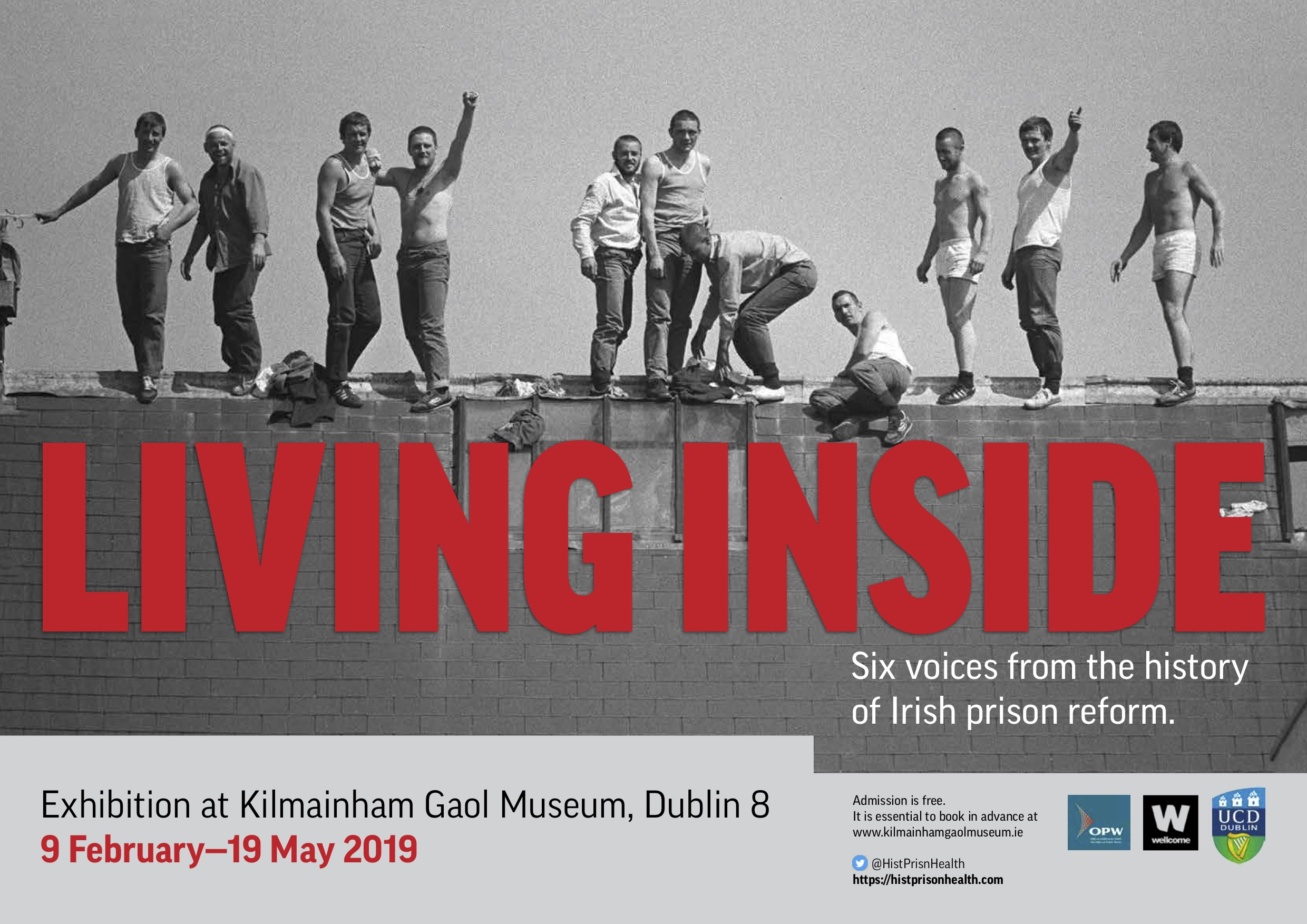 Living Inside: Six Voices from the History of Irish Prison Reform.