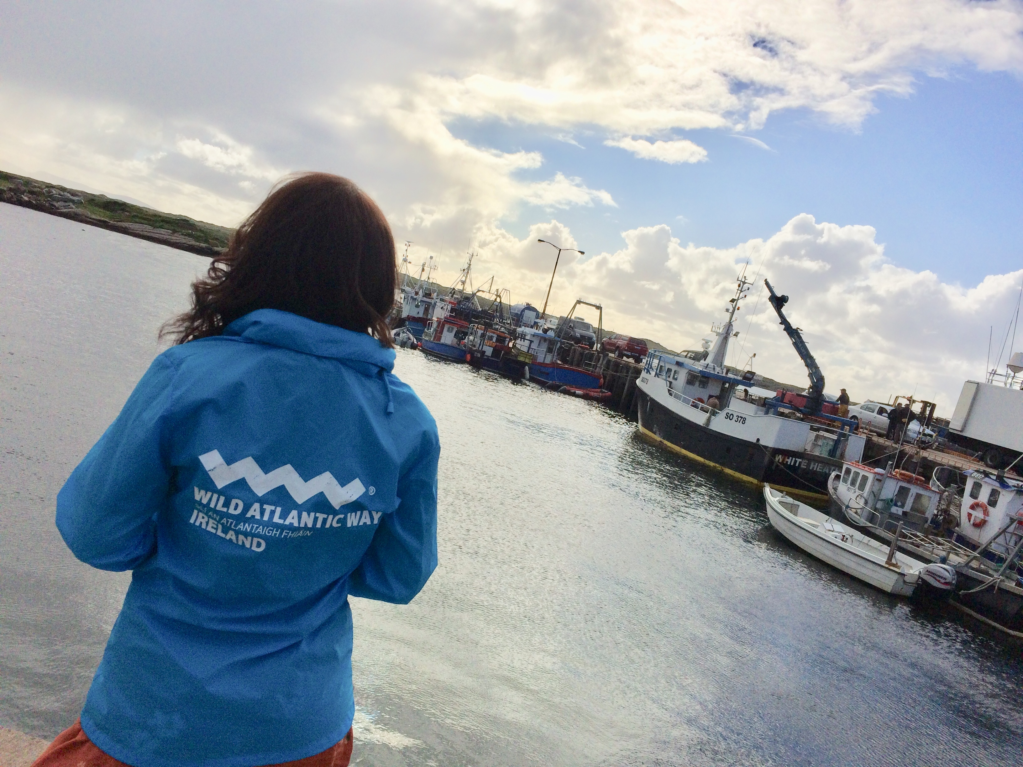 Get the ferry from Burtonport to beautiful Árainn Mhór (Arranmore) Island for two days of music and arts on the Mór Music & Arts Trail, 20th & 21st July 2019 during this year's Earagail Arts Festival, County Donegal's premier summer event.