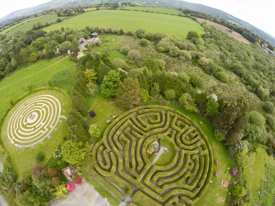 Opening Weekend Celebrations at Greenan Maze | Visit the East of ...