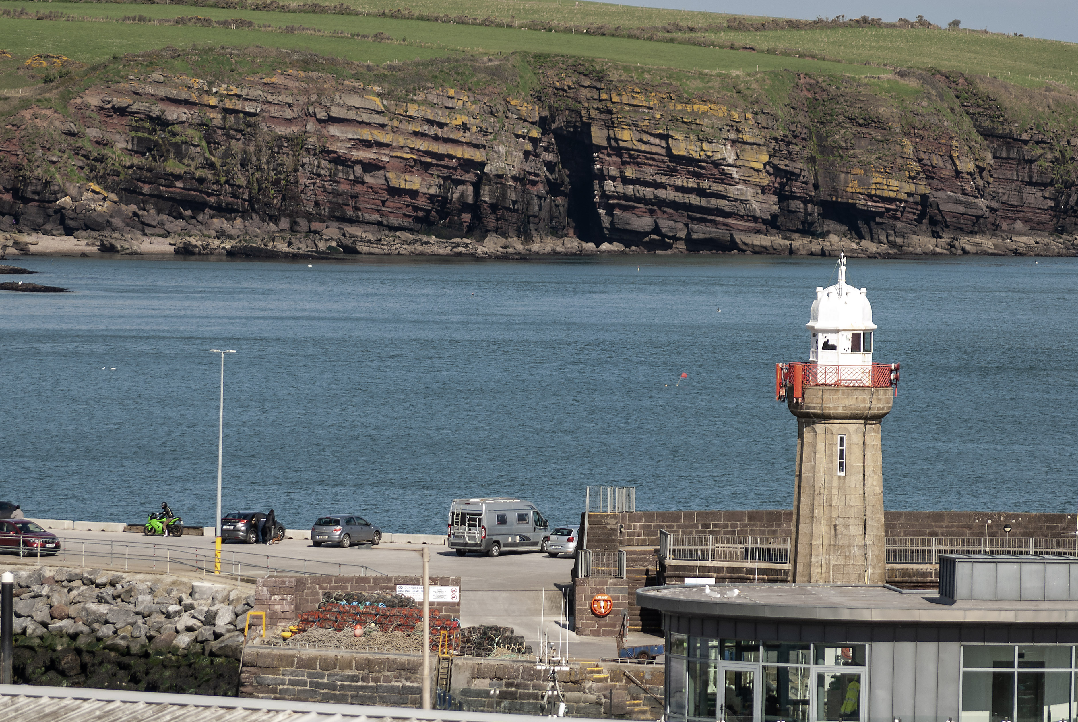 The iconic Nimmo lighthouse