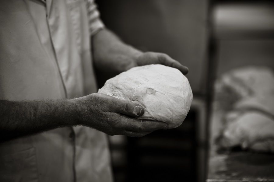 The Waterford Blaa lovingly made by hand, only in Waterford  credit Walshs Bakehouse