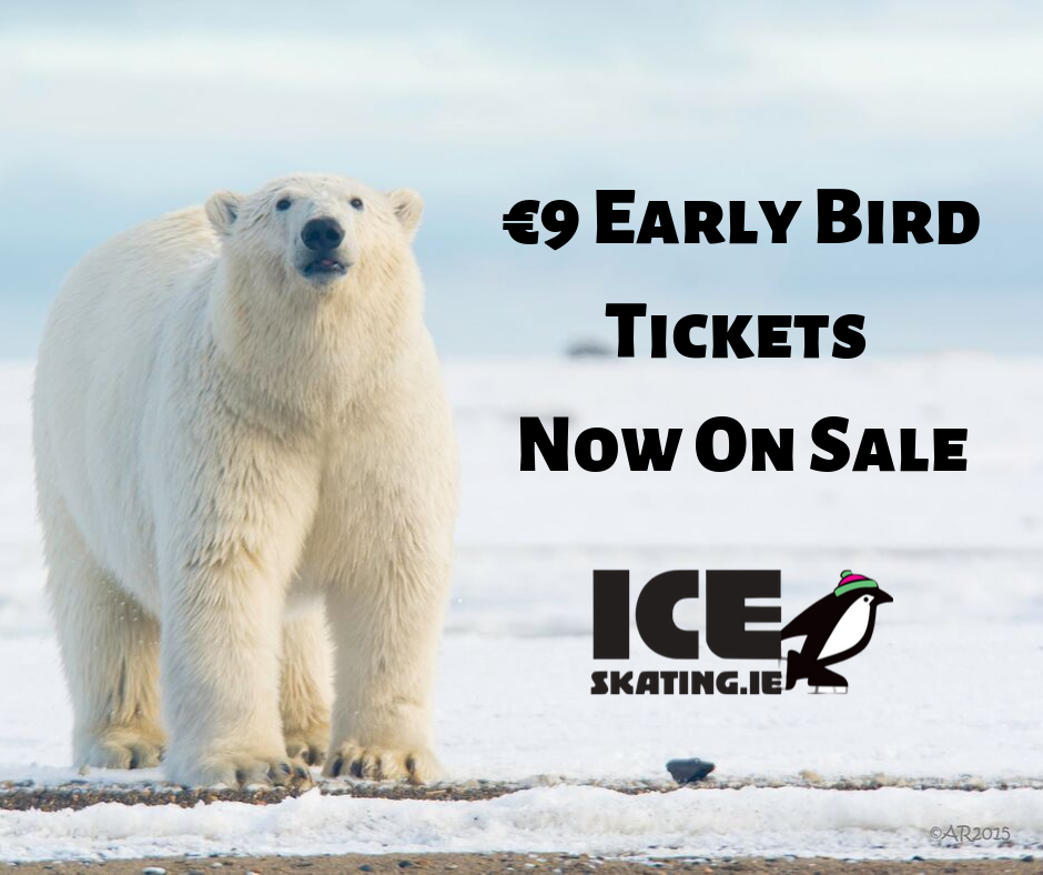 Early Bird Tickets now on sale