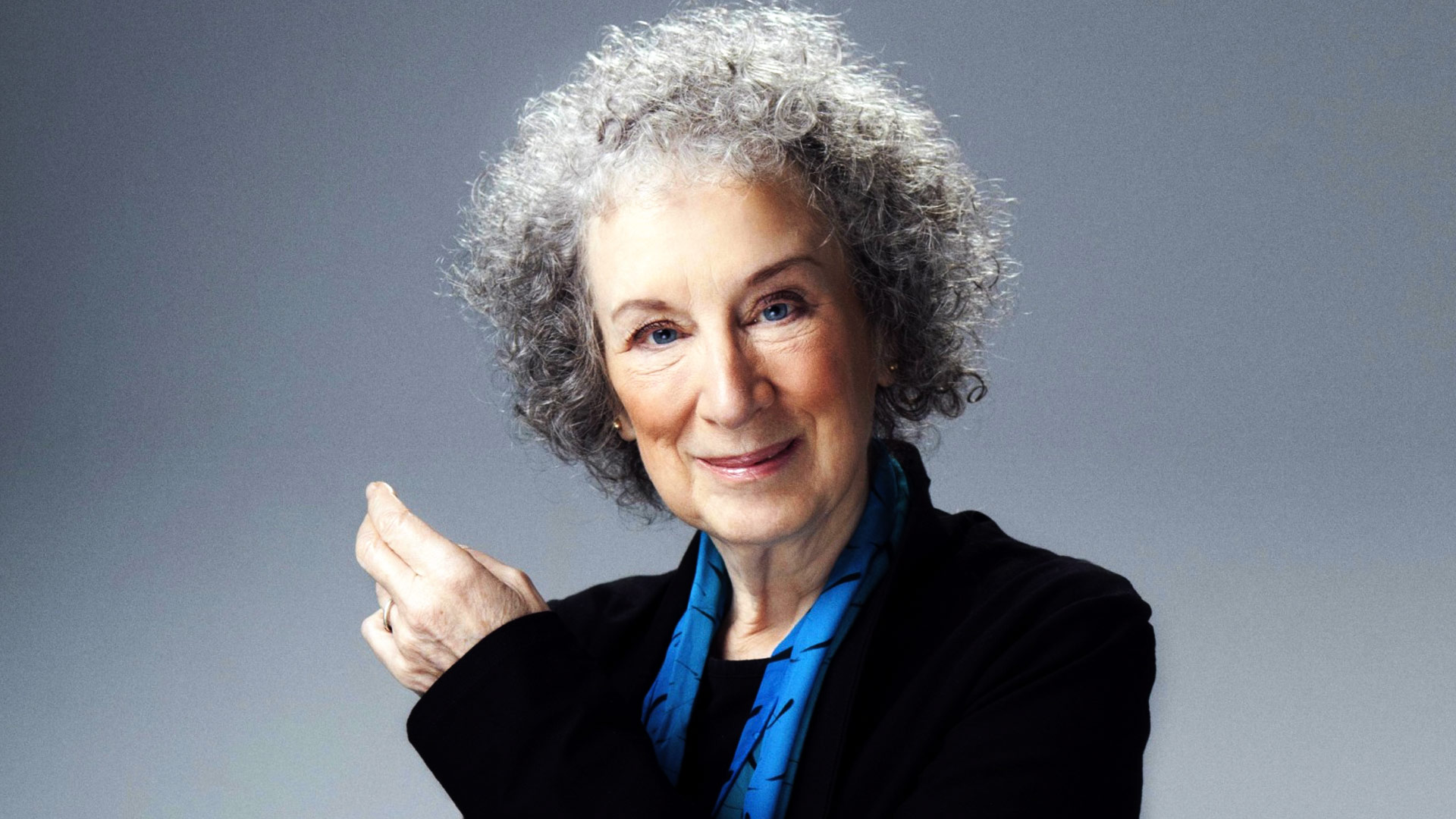 Words+Ideas: Margaret Atwood