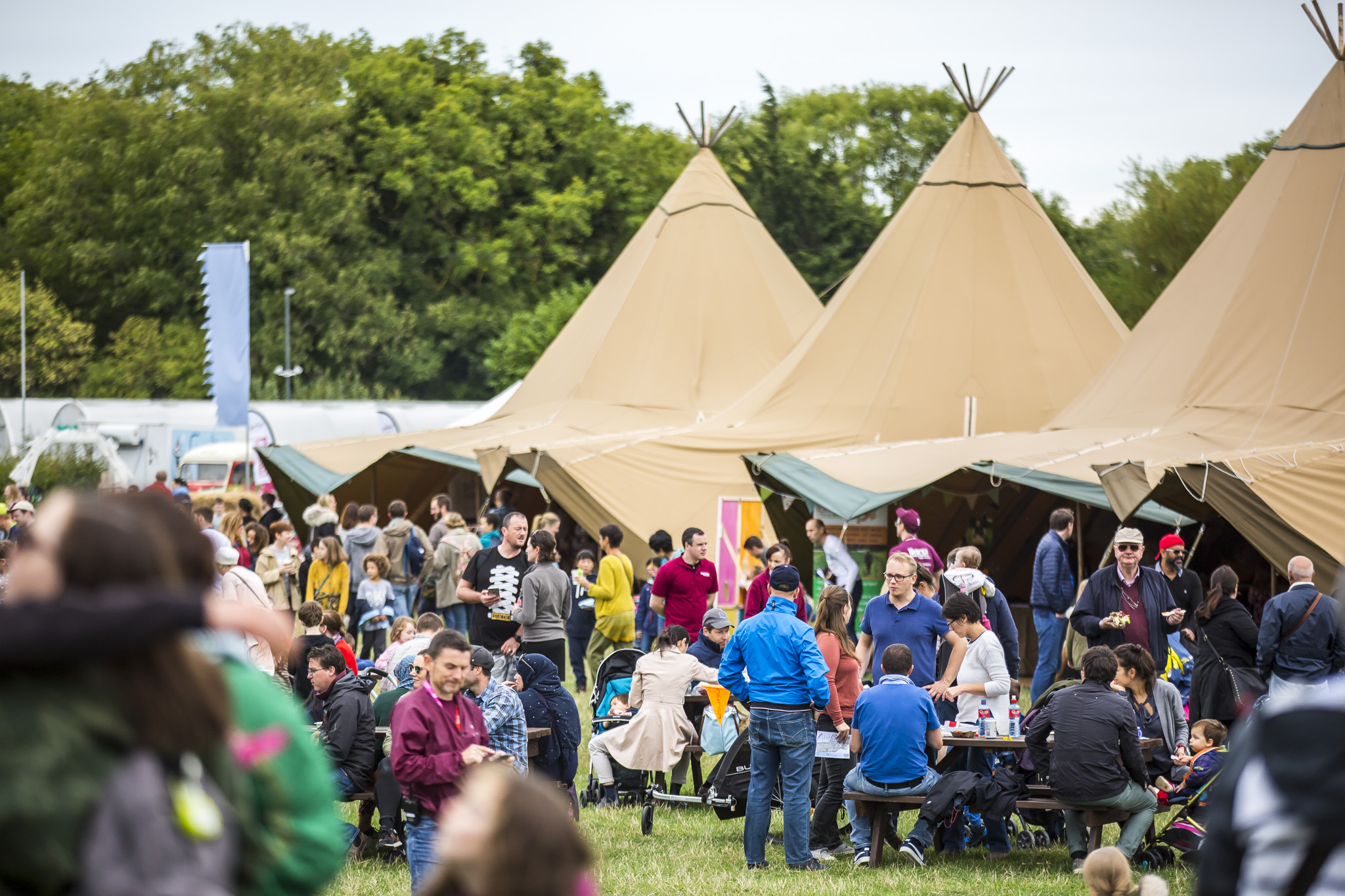 Airfield Festival of Food