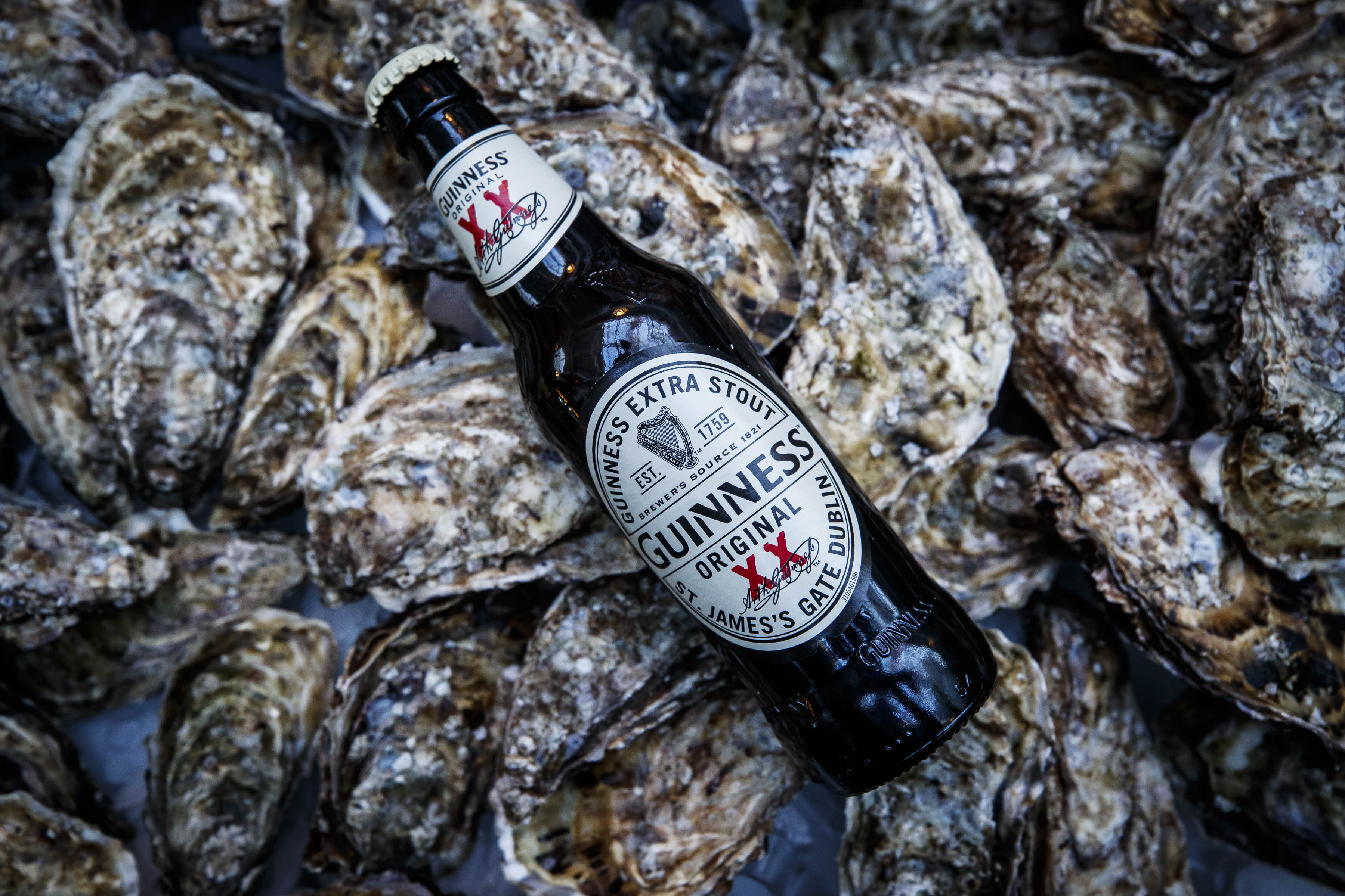 Guinness Storehouse Seafest celebrates the best of Irish seafood and brewing, including the famous Guinness and oysters pairing