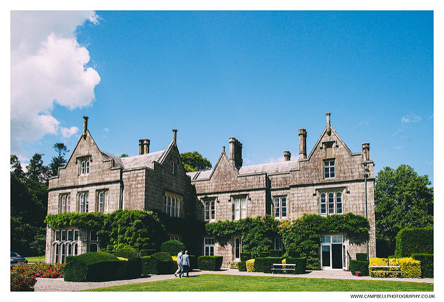 Lisnavagh House and Gardens, Rathvilly, County Carlow